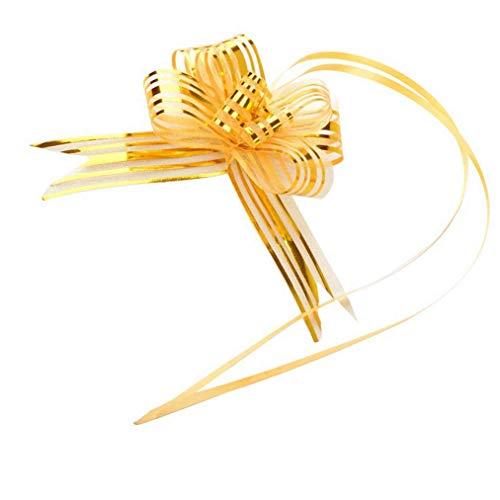 ows, Hochzeitsgeschenk Wrap Pull Bows, Geschenk Knoten mit Ribbon ()