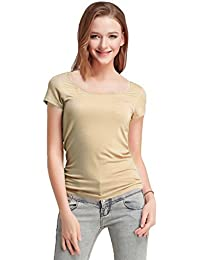 FASHION LINE Women's Skin Short-Sleeve T-Shirt