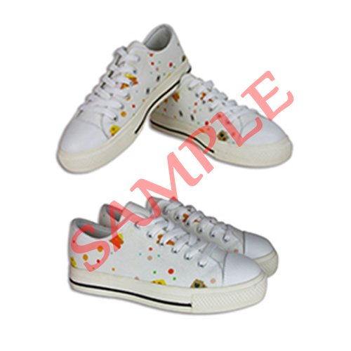 Dalliy regenbogen Men's Canvas shoes Schuhe Lace-up High-top Sneakers Segeltuchschuhe Leinwand-Schuh-Turnschuhe D