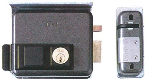 n/íquel, 40 x 50 mm leva larga Iseo 880940509.5 Bombillo de seguridad 40X50