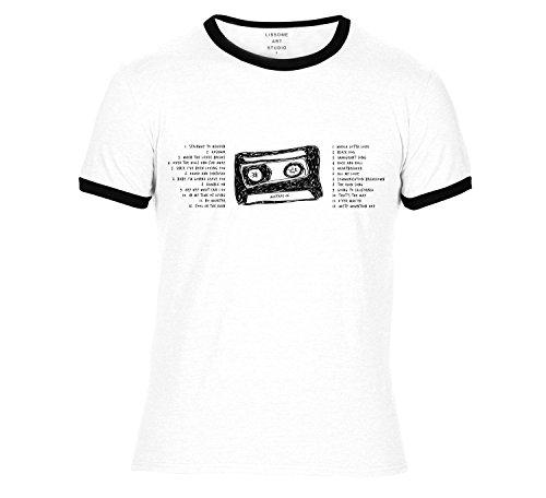 Mixtape T-Shirt LED ZEPPELIN by Lissome Art Studio