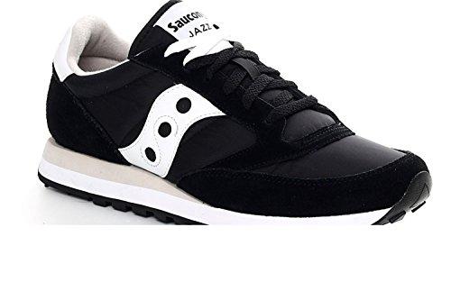 Wht Blk Herren Sneakers (Saucony , Herren Sneaker Blk/Wht)