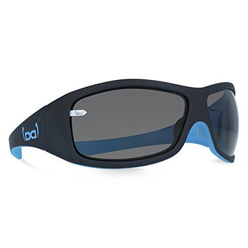 gloryfy unbreakable eyewear Sonnenbrille G3 devil blue, schwarz blau
