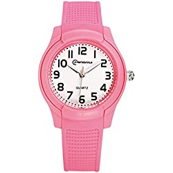 Casual watches for men and women/Fashion quartz watch/Sports waterproof watch-D