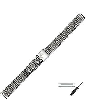 MARBURGER Uhrenarmband 12mm Edel