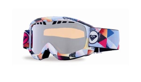 Roxy Broadway Art Series Goggles - SNB   Orange Chrome  Amazon.co.uk   Clothing 4394cd52e07