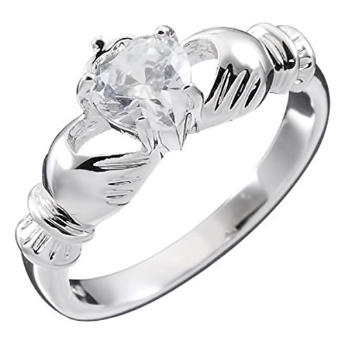 10k-white-gold-filled-irish-claddagh-april-birthstone-with-clear-white-4-prong-set-9mm-2ct-cz-heart-