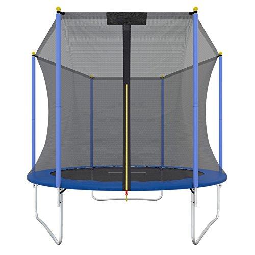 Ultrasport Trampoline de jardin Uni-Jump - trampoline...
