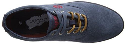 Bugatti F48083, Sneakers Basses homme Bleu (jeans 455)