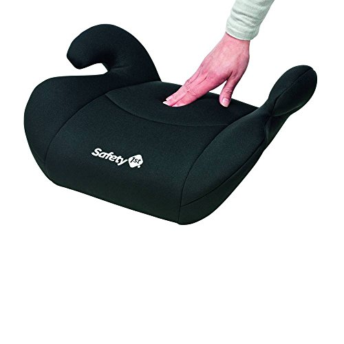 Safety 1st 85347641 – Manga Autositzerhöhung – Kindersitz Gruppe 2/3 (ab 3,5 bis 12 Jahre), full black - 4