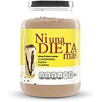 Ni Una Dieta Más - Proteína Whey Isolate (Chocolate)