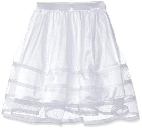 Capezio Women's Clock Strikes Twelve Tutu Skirt, White, - Shorts Capezio Frauen