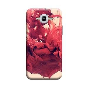 CaseLite Premium Printed Mobile Back Case Cover With Full protection For Samsung J2 2016 (Designer Case)