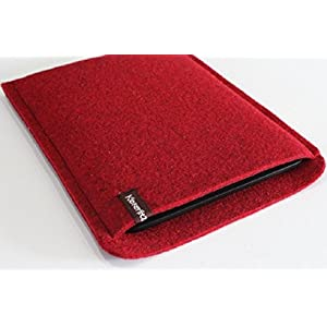 Tablethülle Apple iPad Air 2 - Tablettasche - aus hochwertigem Wollfilz - Schutz vor Kratzern & Schmutz -