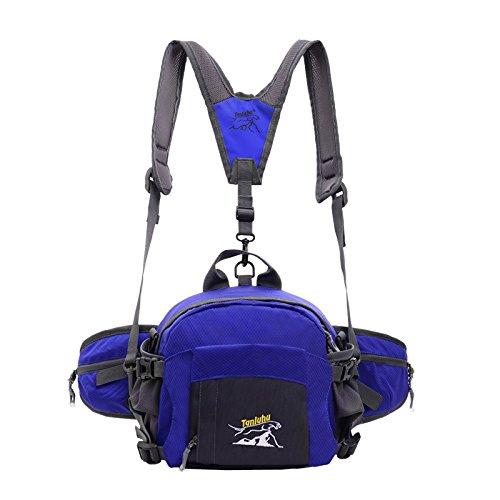 Weitere kinetische Energie vier mit ein paar Außensporttaschen Taschen Reiten a
