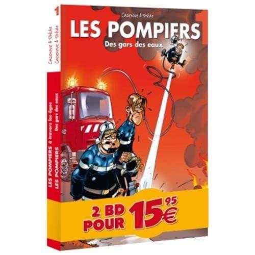 LES POMPIERS Pack Découverte T1 - Les Ages