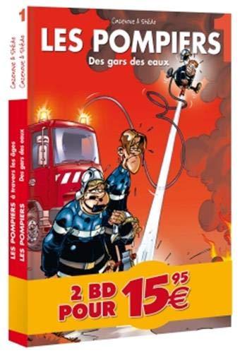 LES POMPIERS Pack Découverte T1 - Les Ages par Stédo