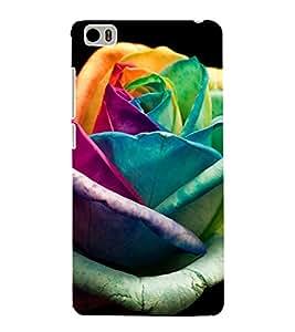 ifasho Designer Back Case Cover for Xiaomi Mi 5 :: Redmi Mi5 (Common Rhododendron Govern Rose Kanti BlowBloomNatureFlourish)