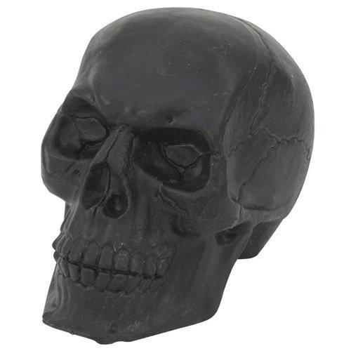 Preisvergleich Produktbild Euro Palms 83314218 Totenschädel, schwarz