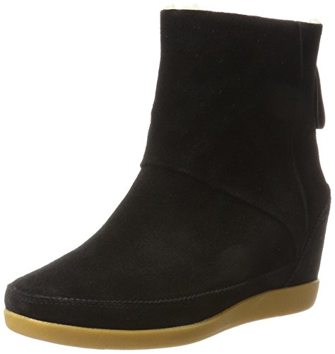3505db38d Shoe the Bear Emmy Fur, Bottes Femme, Noir (110 Black), 40 EU