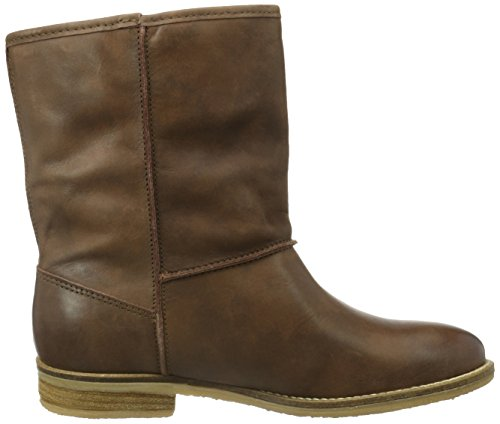 femme Bwbw Braun doublure Marron Bottines 683E6L583 à froide Bullboxer Up6Xqfwq