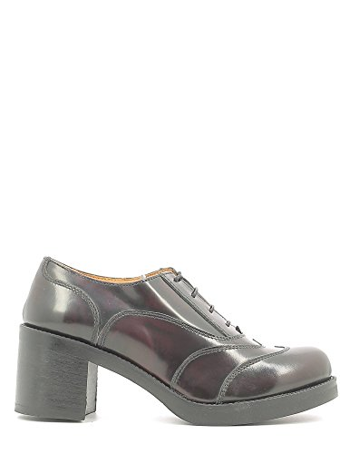 Grace shoes 451-69 Francesina Donna Bordeaux 35
