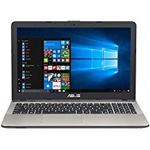 "ASUS K541UA-GO1279T - Ordenador Portátil de 15.6"" HD (Intel Core i3-6006U, 4 GB RAM, 500 GB HDD, Windows 10 Home) Negro chocolate - Teclado QWERTY Español"