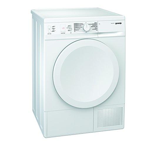 Gorenje D7465A++ Wärmepumpentrockner/A++/1.6 kWh/7 kg/Knitterschut/15 Programme/weiß