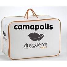 Camapolis.Edredon Nordico Duvedecor 90% Plumon Duvet,Para cama 160/180cms,260x240cm