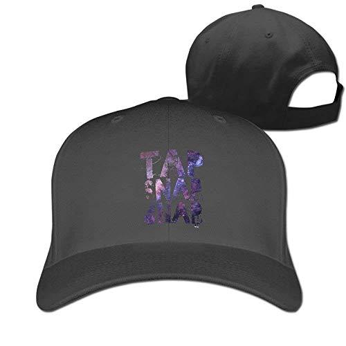 Baseball Caps Tap Snap Golf Dad Hat Man Women Vintage Snapbacks Hats Black (Duke Klassische Kostüme)