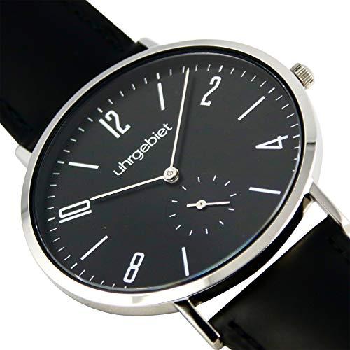 Bauhaus Design Bergwerk Armbanduhr Damen Herren Unisex Designer Uhr Analog Quarz Austauschbare Bänder Modisch Elegant klassisch Design Zeitlos Unisex Direkt vom Hersteller