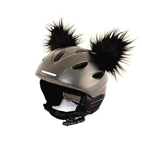 Helm-Ohren für Skihelm, Snowboardhelm, Kinder-Helm, Kinder-Skihelm, Motorradhelm, Fahrradhelm -...
