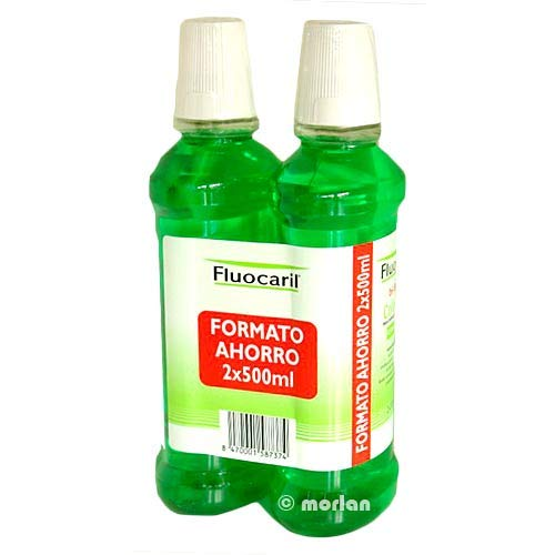 FLUOCARIL COLUTORIO BI-FLUOR 500ML DUPLO