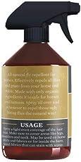 Antimosche per cavalli Repellente insetti Horsely No Flies | Spray biologico 100ml | Antiparassitario per cavalli | Accessori per cavalli spray