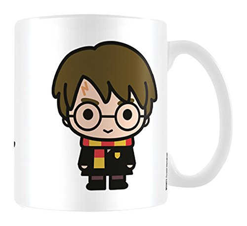 Pyramid International - Taza De Harry Potter, Modelo Kawaii Harry Pott
