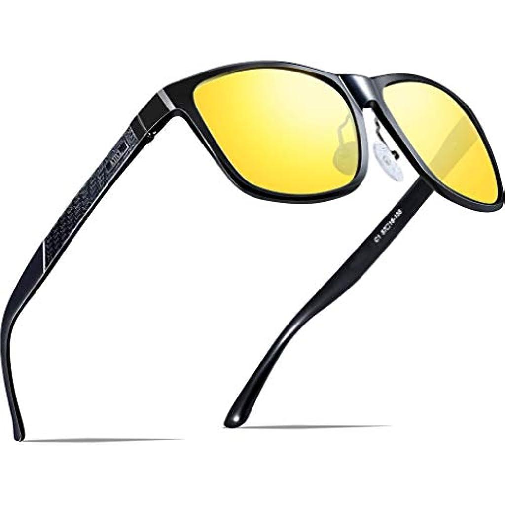 Polarizado Metal Attcl De Al Marco Hombre Mg Gafas Ligero Sol Super WE9HYD2I