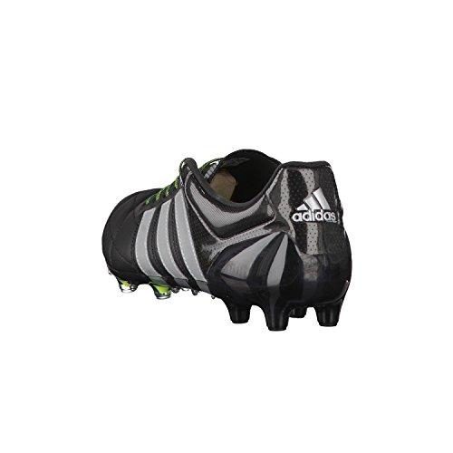adidas Performance - Ace15.1 Fg/Ag Leather, Scarpe da calcio Uomo Nero