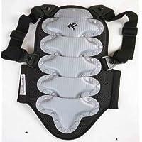 colar Rebel protector de espalda S (148-158 cm)-negro gris, 148-158 cm