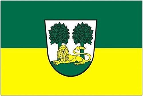 UB Aufkleber Burgdorf 18 cm x 12 cm Flagge / Fahne (Autoaufkleber)
