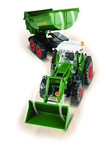 Ferngesteuerter Traktor Fendt Farmer – Dickie - 7
