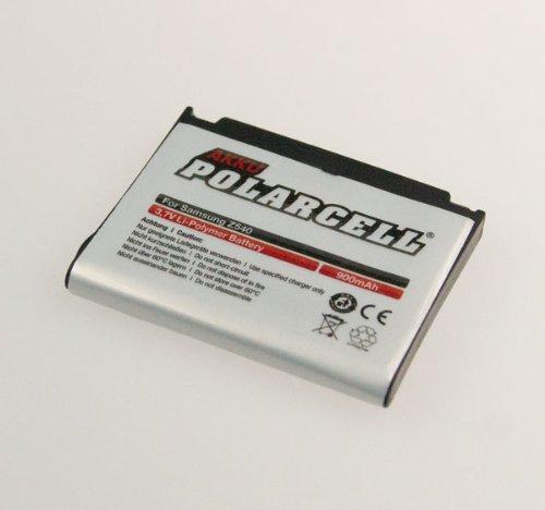 NFE² Edition Polarcell Lithium-Polymer Akku - 900mAh - für Samsung SGH-Z540, Z540v, Z630 und Giorgio Armani Phone - P520