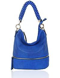 e8598d39eb474 LeahWard® Damen Klein Größe Mode Modisch Berühmtheit Qualität Schulter  Hobo-Taschen Damen Essener Schnell verkaufend…