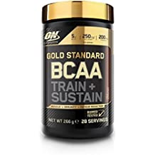 Optimum Nutrition Gold Standard BCAA Train & Sustain, Cola - 266 g