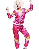 d guisement costume tenue unisexe homme femme survetement annee 80 118 218 shellsuit hip hop. Black Bedroom Furniture Sets. Home Design Ideas