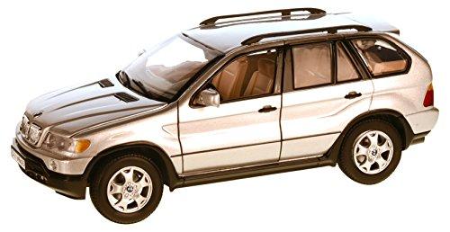 bmw-x5-x-5-silber-1-generation-e53-1999-2006-1-18-motormax-modellauto-modell-auto