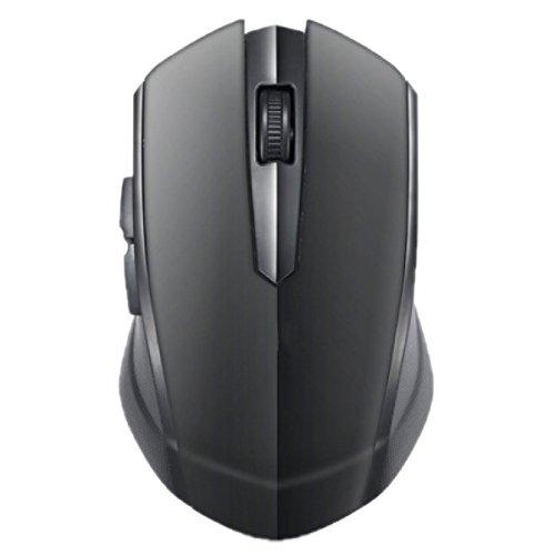 MDSNFH Drahtlose Maus DPI Einstellbar Automatische Schlaf Mute Spiel 2.4G Wireless Büro Nano-Empfänger Optische Maus. -
