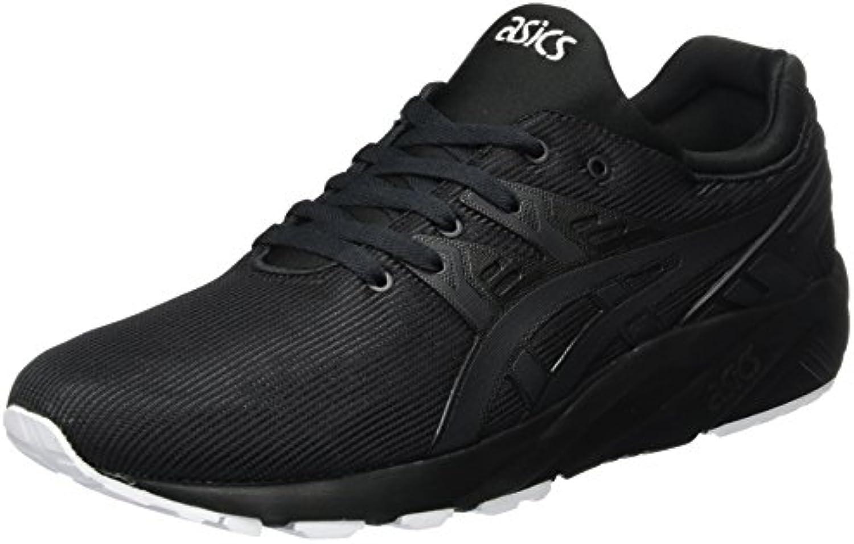 Asics Gel-Kayano Trainer EVO, Zapatillas Hombre, Negro (Black Black), 37.5 EU