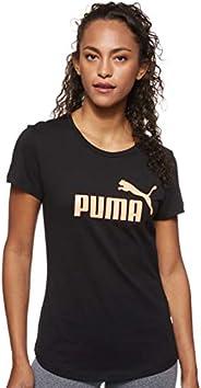 PUMA Women's Ess + Metallic T-S