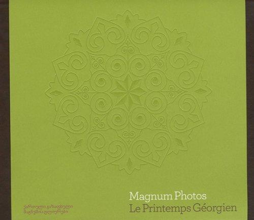 Le printemps géorgien : Magnum photos