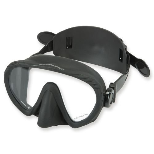 SCUBAPRO Taucherbrille Scubapro - Ghost Maske im Test